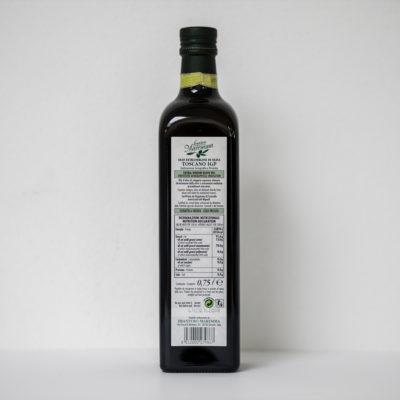olio extravergine di oliva toscano IGP 750ml - nicchifrutta (2)
